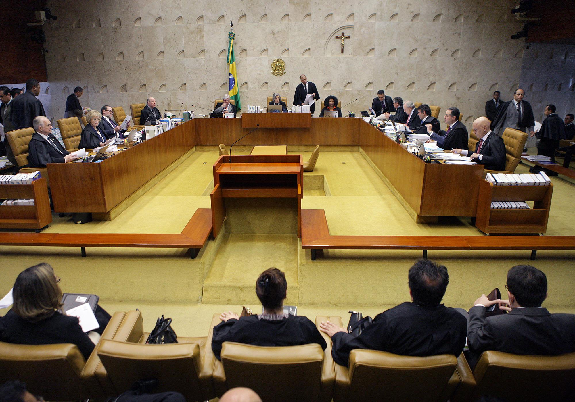 Ação Direta de Inconstitucionalidade Quilombola está para ser julgada pelo Supremo Tribunal Federal desde 2012 (foto: Nelson Junior/SCO/STF)