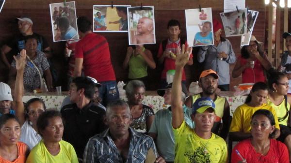 Regulamentação do processo de consulta desconsidera criação de protocolos criados pelas comunidades de forma coletiva / Foto: Bob Barbosa
