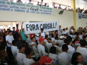 Audiência realizada em 2010, quando as fraudes do EIA/RIMA foram expostas.