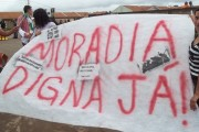 Manifestação da Assembleia Popular pelo direito à moradia_2011