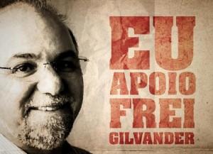Eu-apoio-Frei-Gilvander