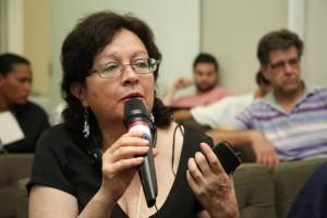Elizabeth Bravo, pesquisadora de Saúde Coletiva, Ambiente e Sociedade da Universidade Andina, Accion Ecologica, Equador