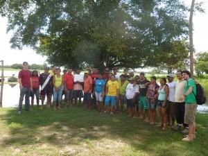 Comunidade quilombola Arapemã, Oeste do Pará