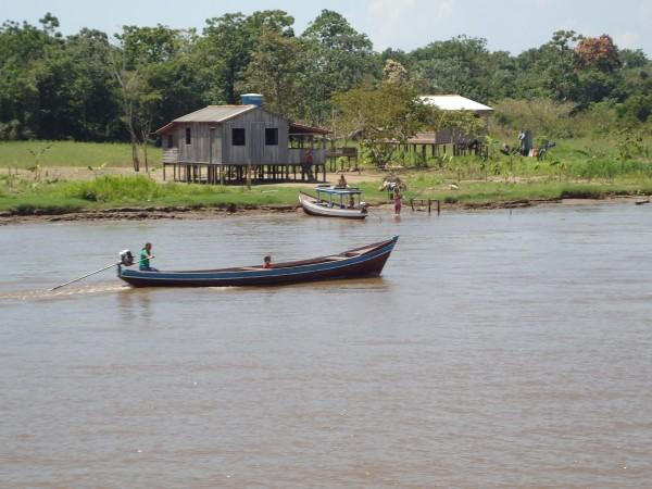 Comunidade quilombola Saracura, Oeste do Pará
