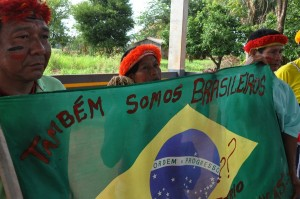 Conflitos no campo_indígenas