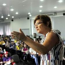 Professora Raquel Rigotto