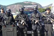 Military police say violent protests are the biggest threat during the World Cup [Elizabeth Gorman/Al Jazeera]