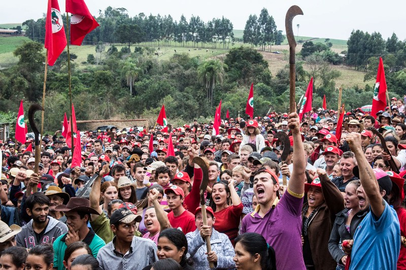Acampamento Herdeiros da Luta (Foto Joka Madruga)