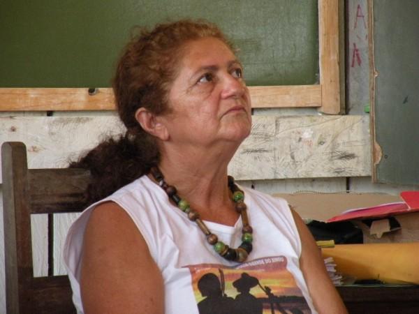 """Antonia Melo, do Xingu Vivo: """"Só existe diálogo com os movimentos que concordam com a política do governo"""""""