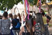 """Público do sarau """"Quilombo Cultural: Território em Luta"""""""