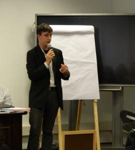 André Dallagnol, assessor jurídico da Terra de Direitos
