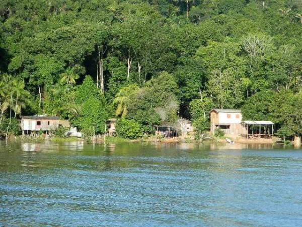 Rio Tapajós (Foto: Ramon Santos)