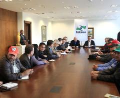 Compromisso foi assumido durante audiência realizada no último dia 25. Foto: Arnaldo Alves / ANPr