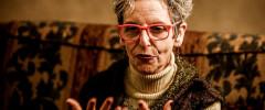 """Raquel Rolnik esteve em Curitiba para o lançamento de seu livro """"Guerra dos Lugares"""" e participou do Circo da Democracia / Fotos: Leandro Taques, para o Jornalistas livres"""