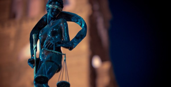 Imagem Ilustrativa do Post Justice is Blind Statue Bexar County Courthouse Fountain/ Foto de: Nan Palmero