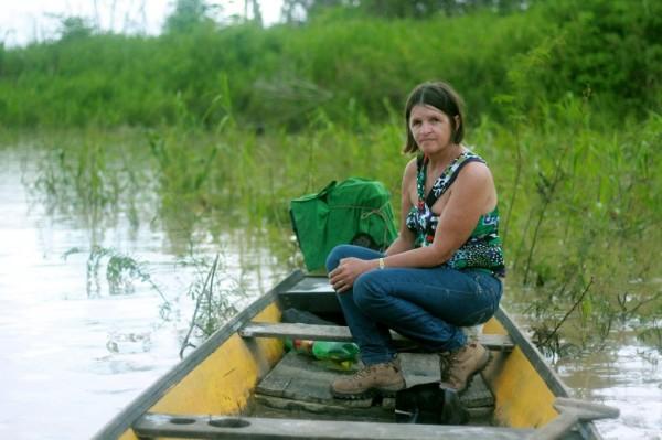 A militante do Movimento dos Atingidos por Barragens (MAB), Nicinha, lutava contra as hidrelétricas do Rio Madeira e foi morta em janeiro deste ano