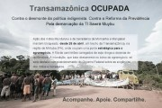 Ocupação Munduruku